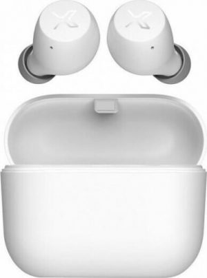 Ασύρματα ακουστικά Bluetooth Edifier BT X3 Λευκό
