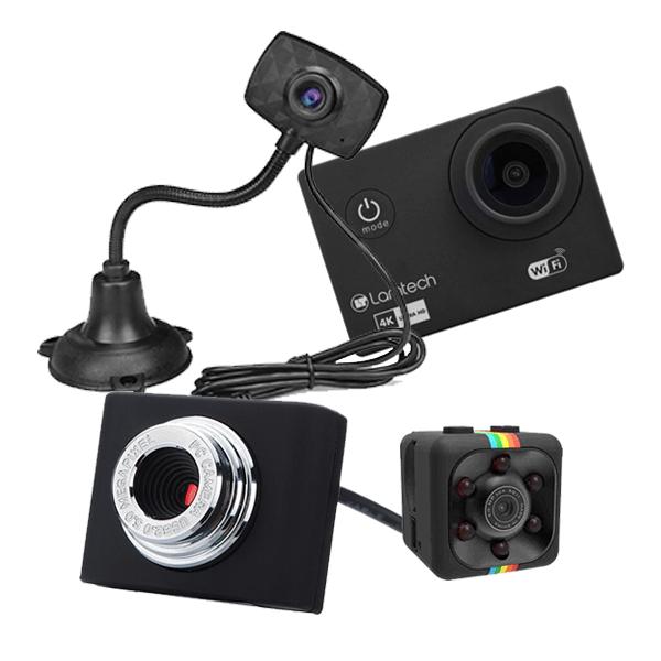 Webcams - web cameras - web κάμερες - κάμερες για υπολογιστή