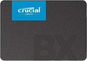 SSD CRUCIAL CT240BX500SSD1 BX500 240GB 3D NAND SATA 3