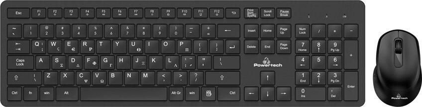 Powertech PT-837 Black