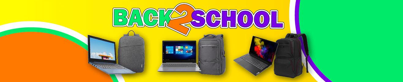 back to school laptops & laptop backpacks