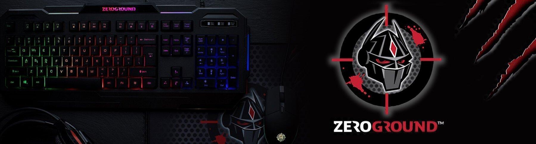 zeroground gaming peripherals, zeroground gaming περιφερειακά